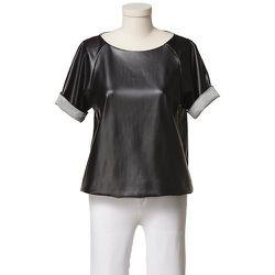Tibi Ponyboy Roll Sleeve Top, $95