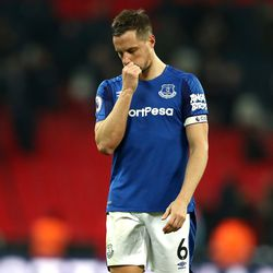 Jagielka endured a tough 2017-18 campaign, as did Everton as a whole