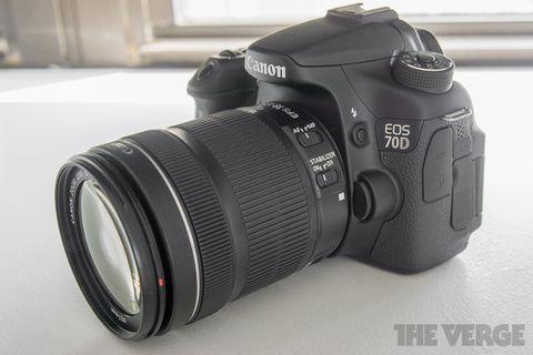 Canon introduces EOS 70D DSLR, says its autofocus changes