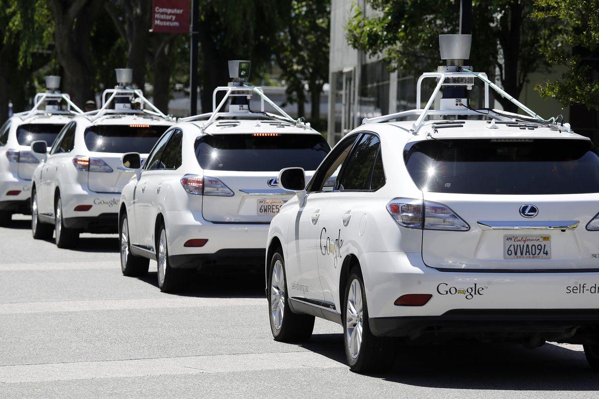AP Driverless Car