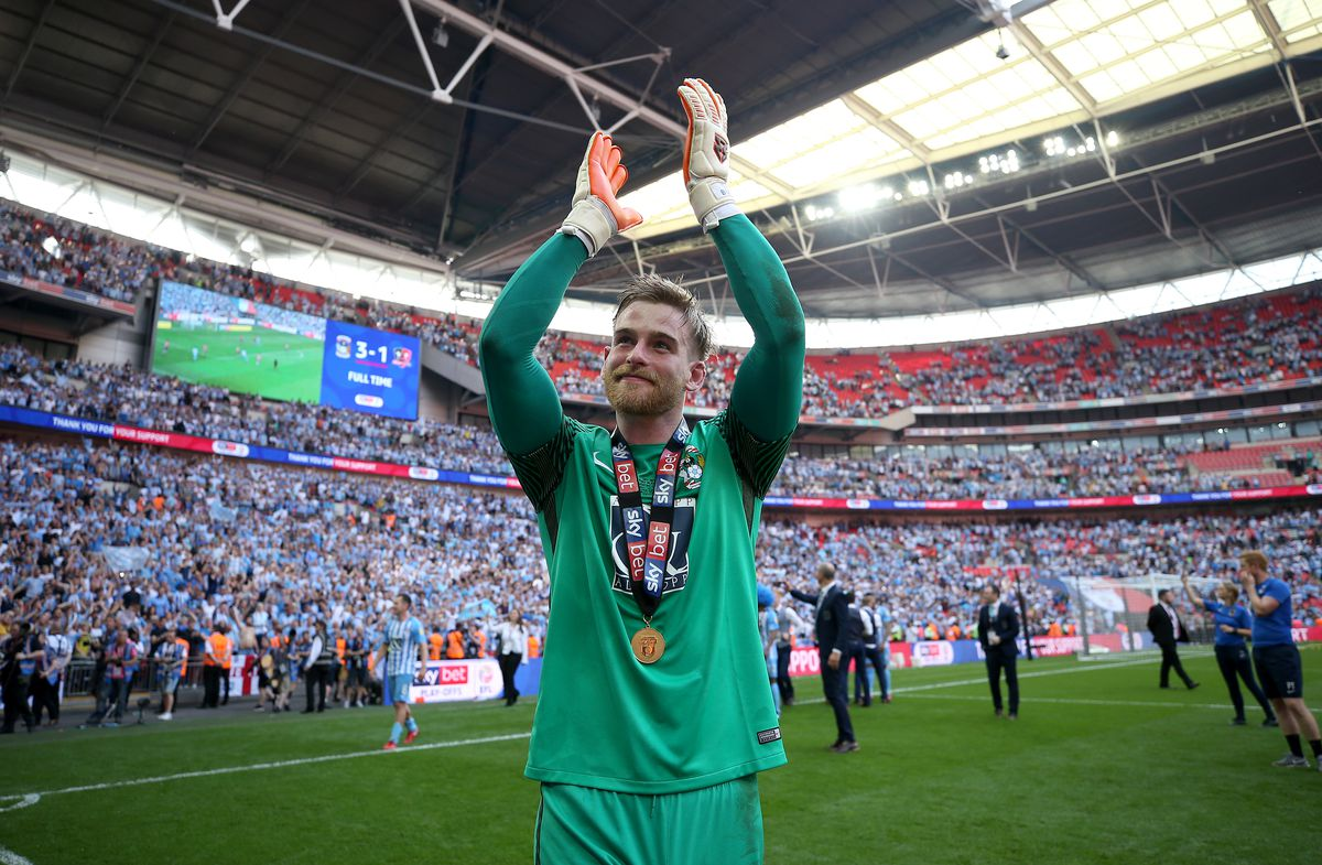 Coventry City v Exeter City - Sky Bet League Two - Final - Wembley Stadium