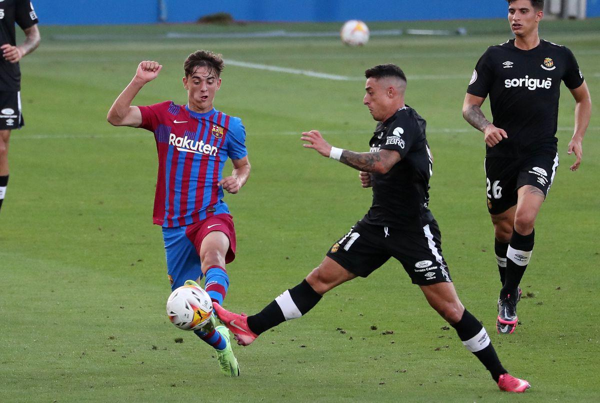 FC Barcelone v Gimnastic de Tarragona - Match amical