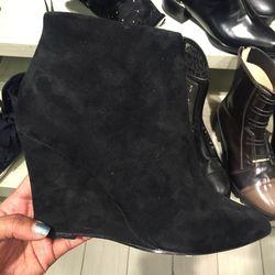 Joie booties, $150