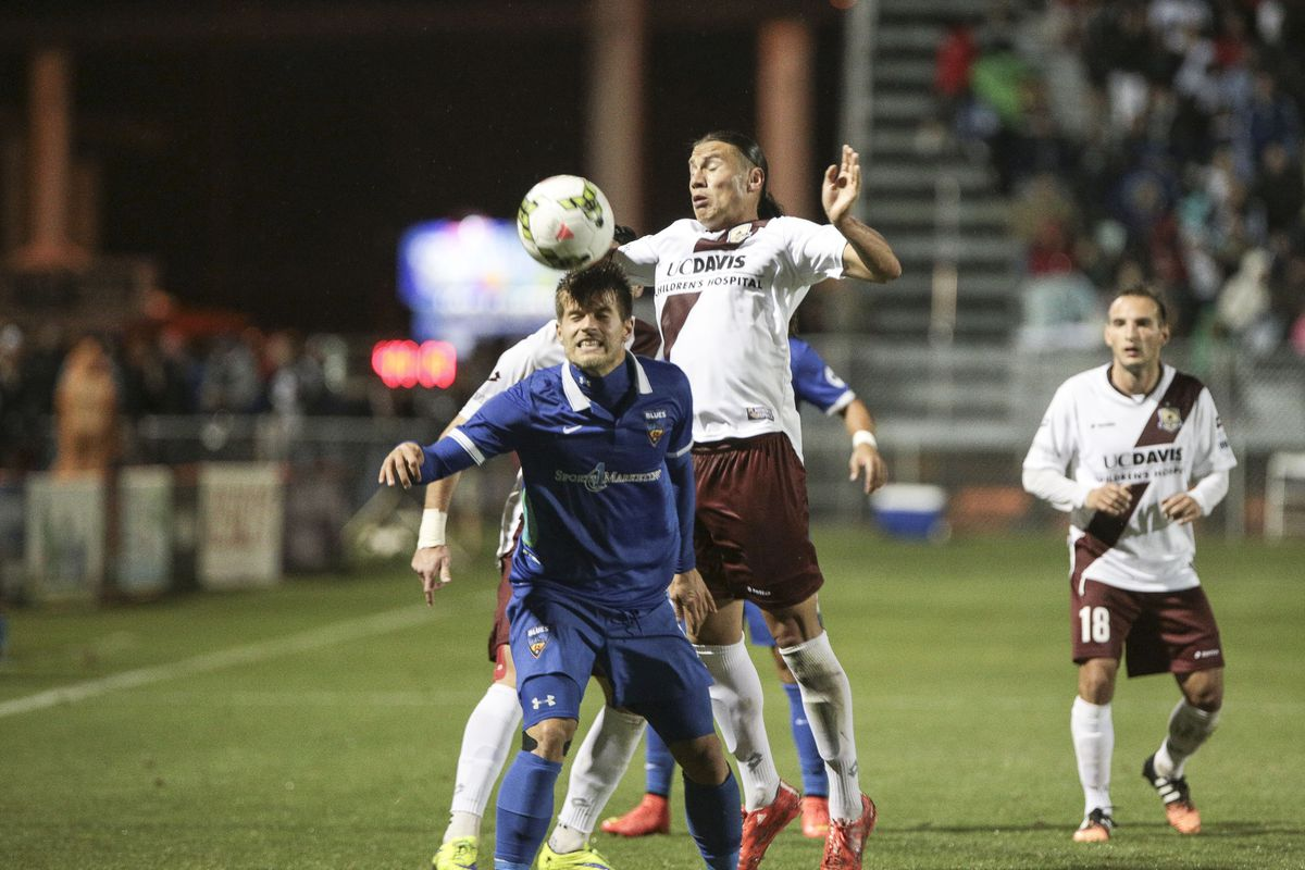 The Blues battled to a rare win at Bonney Field.