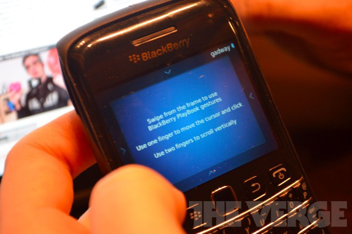 Updated Bridge software turns your BlackBerry into a