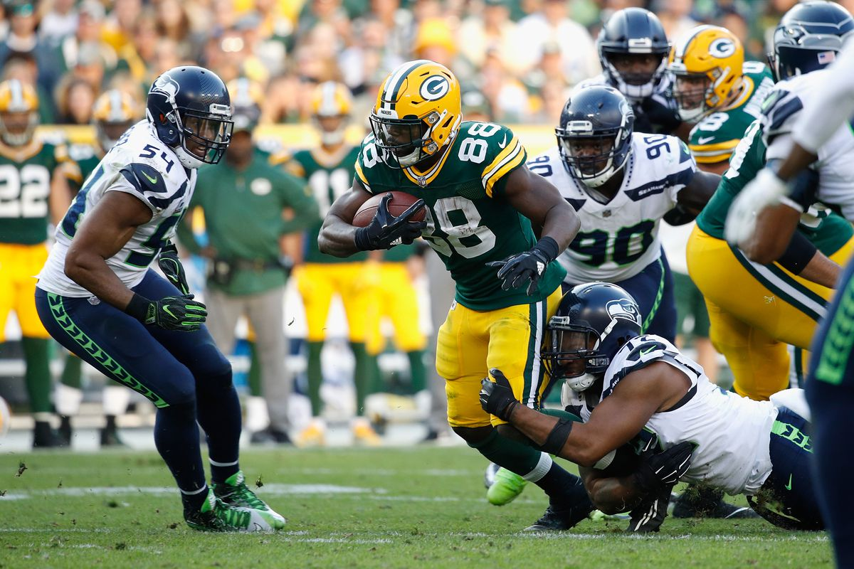 Thursday Night Football Green Bay Packers Seattle Seahawks Live