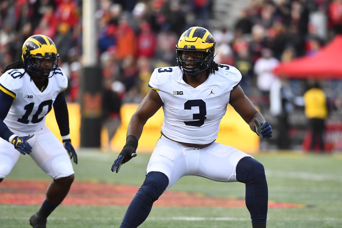 Final Maize n Brew 2019 NFL Mock Draft and Michigan Projections