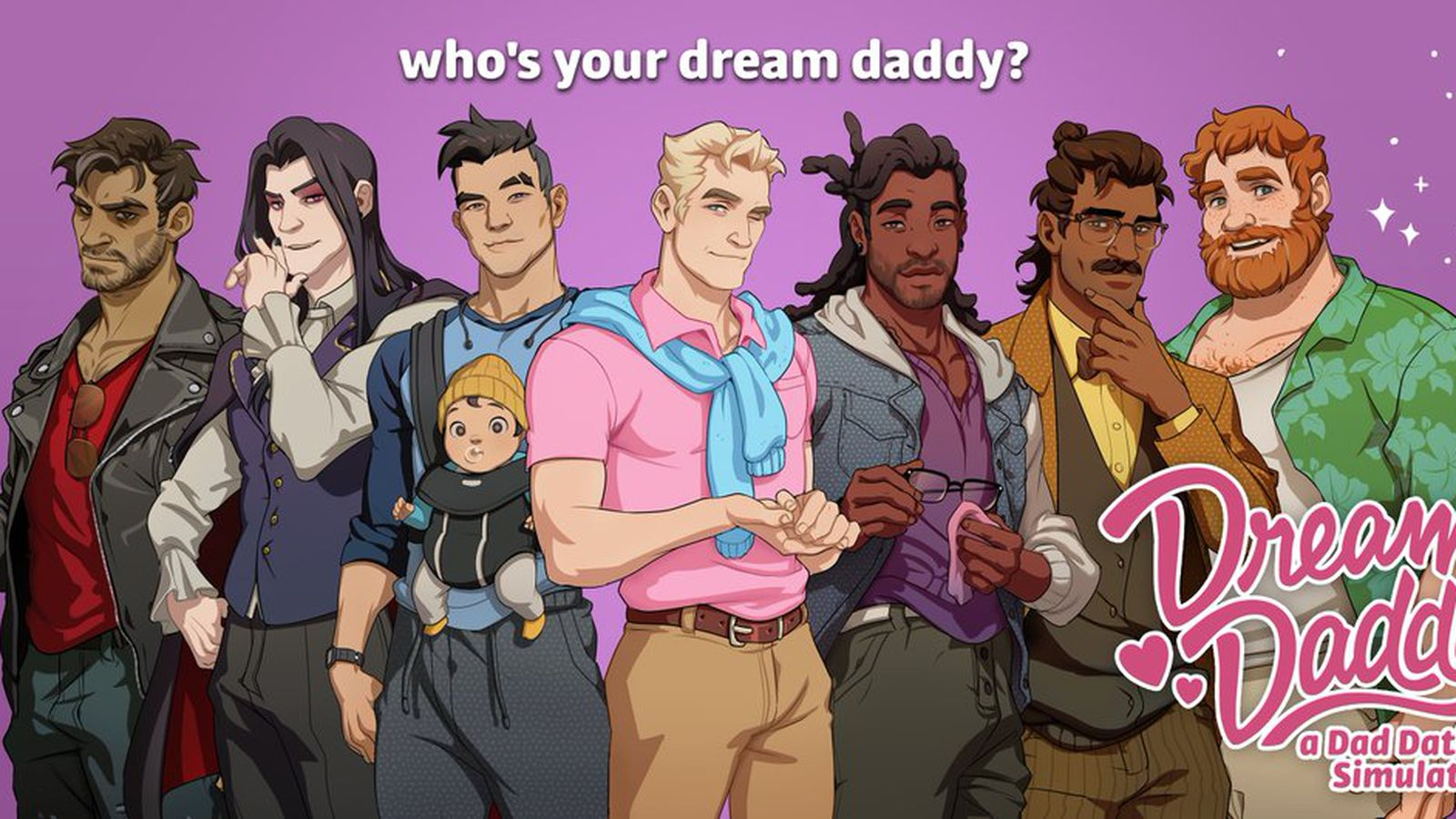 Dream Daddy Simulator's last-minute delay causes a stir