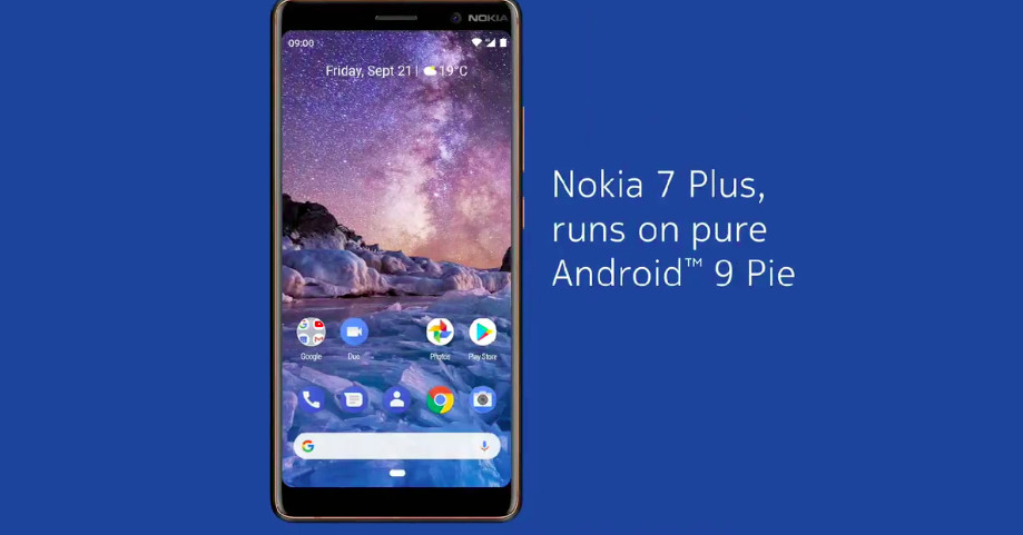 Nokia announces its first phone to get Android Pie