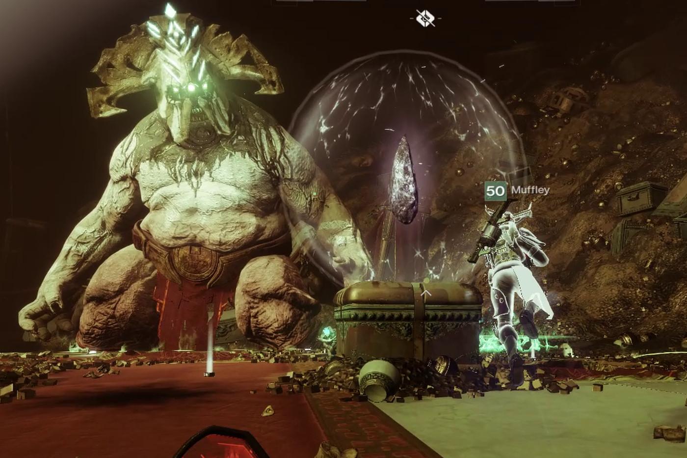 Destiny 2: Crown of Sorrow guide - Gahlran (Final Boss