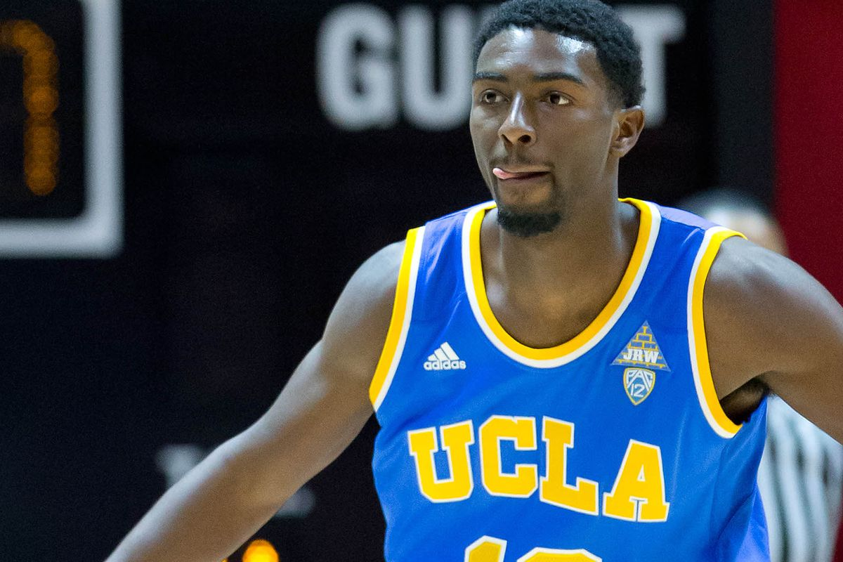 Isaac Hamilton probably had his best game as a Bruin.