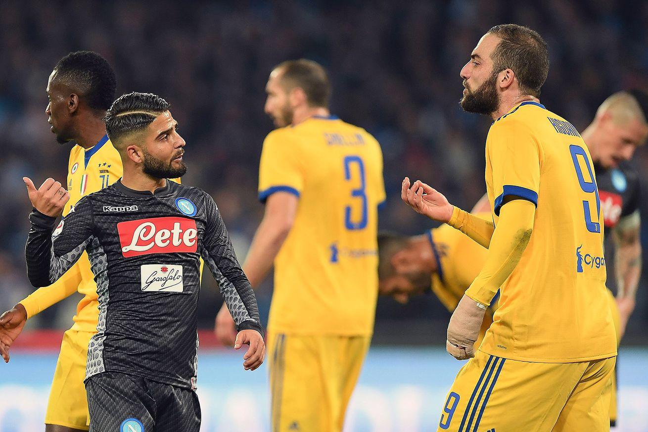 Round 34: Juventus vs. Napoli Preview