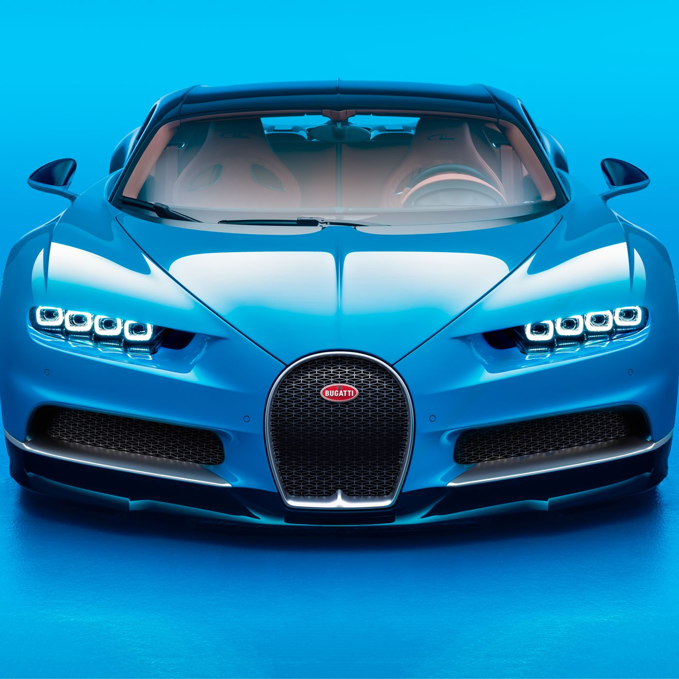 Bugatti S Chiron Is The Beastly Faster Than Fast 1 500hp Veyron Successor The Verge
