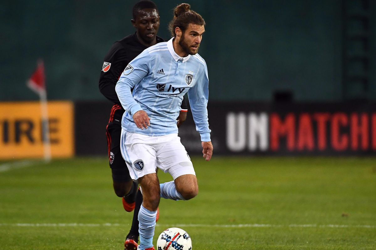 MLS: Sporting KC at D.C. United