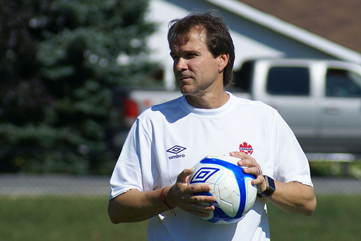 Tony Fonseca, is Canada's new technical director!