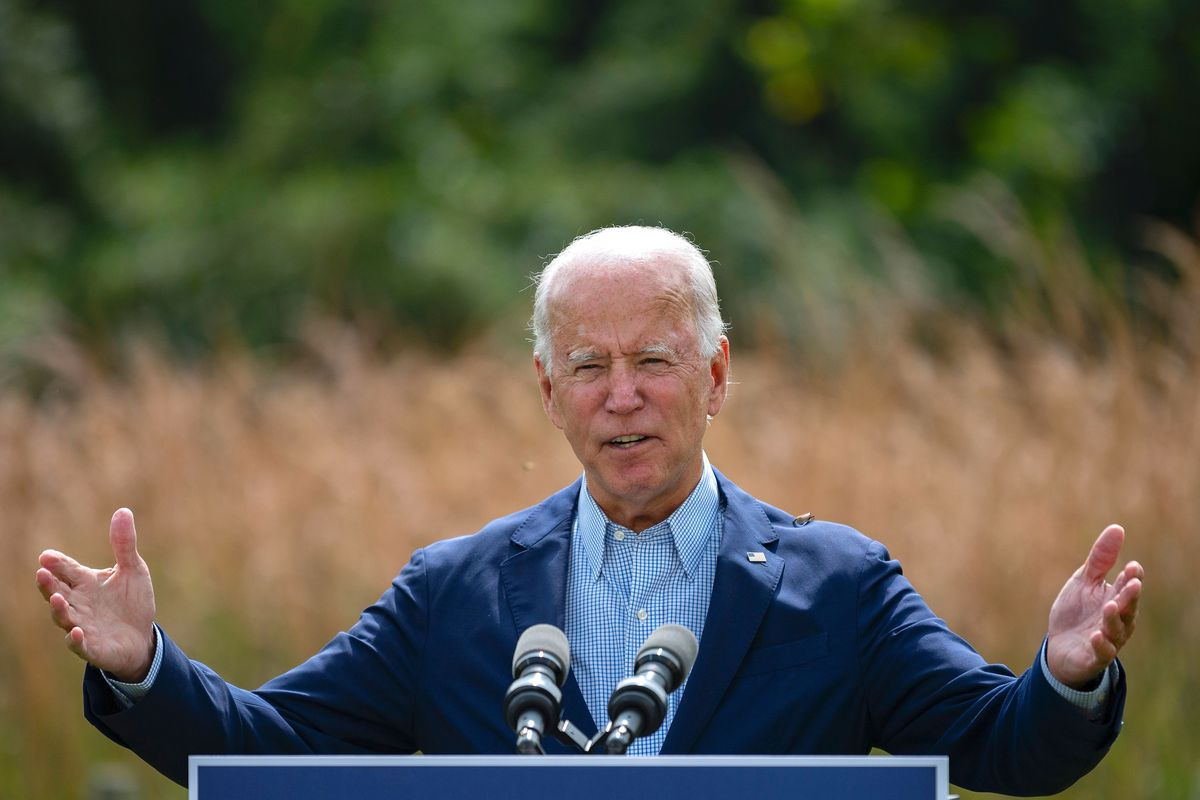 Biden campaigned on climate.