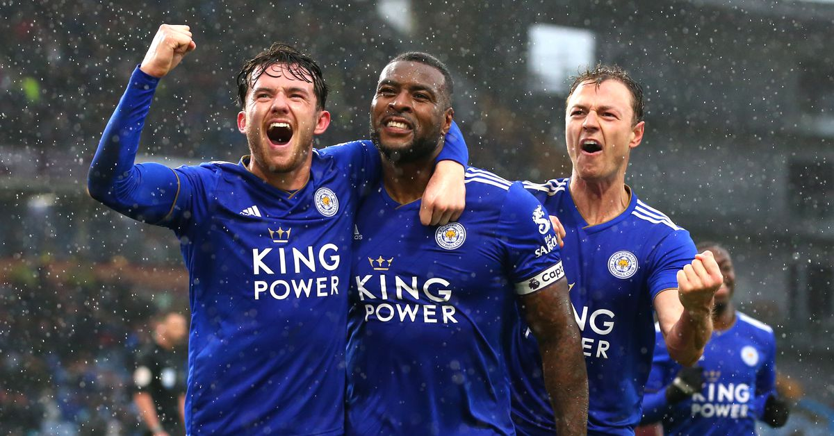 Leicester City Homepage