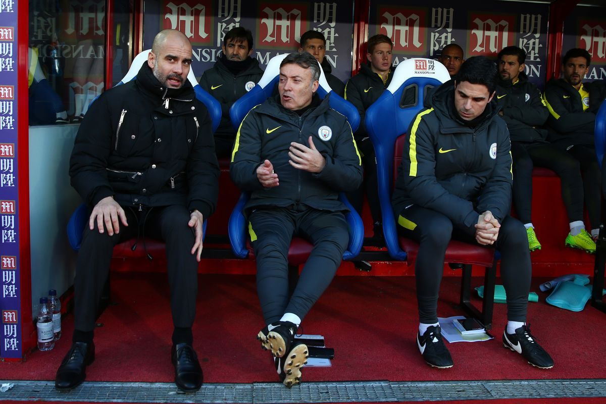 Crystal Palace v Manchester City - The Emirates FA Cup Fourth Round