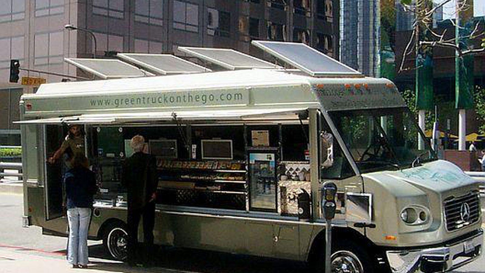 Austin Food Truck Park Hours