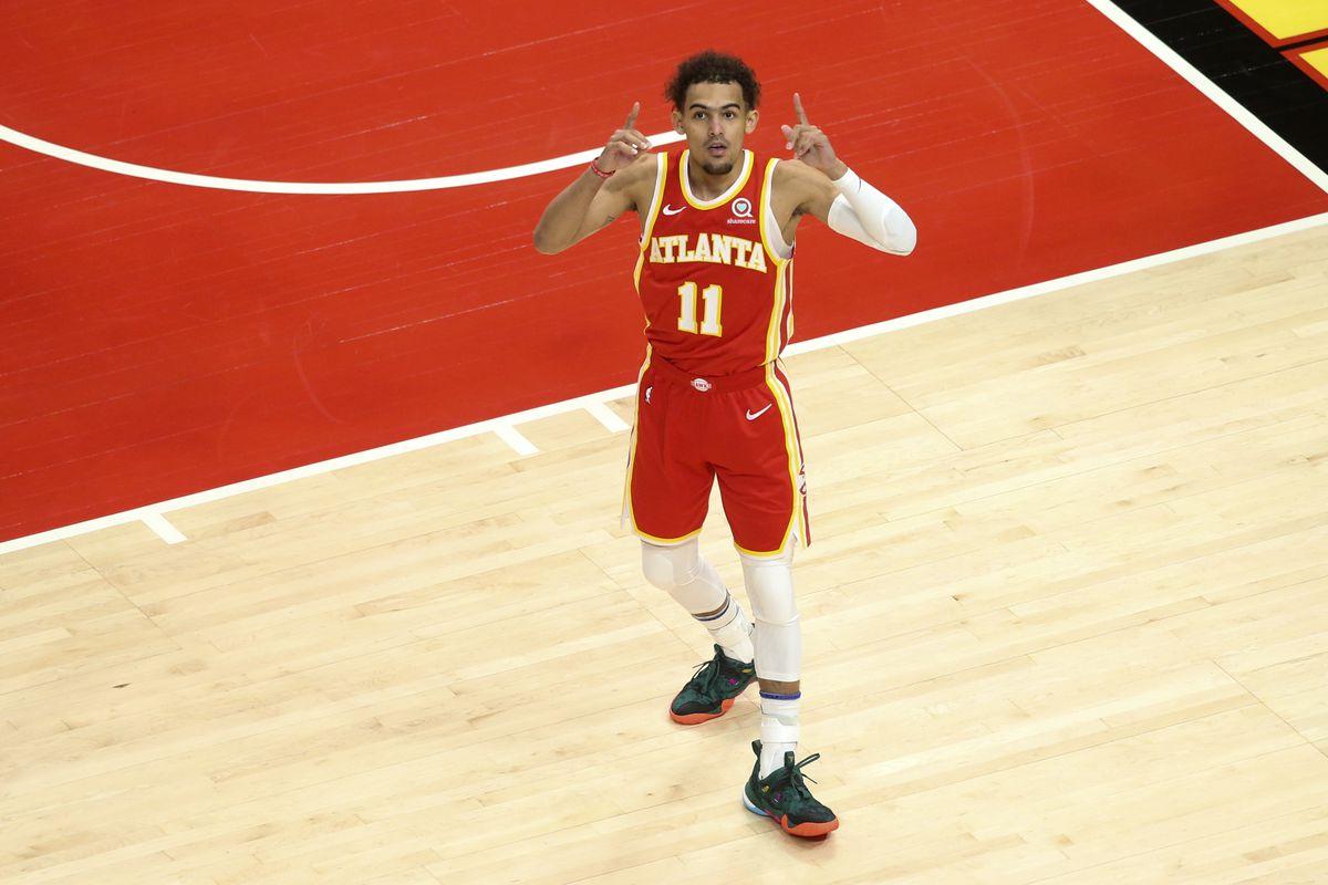 NBA: Playoffs-New York Knicks at Atlanta Hawks