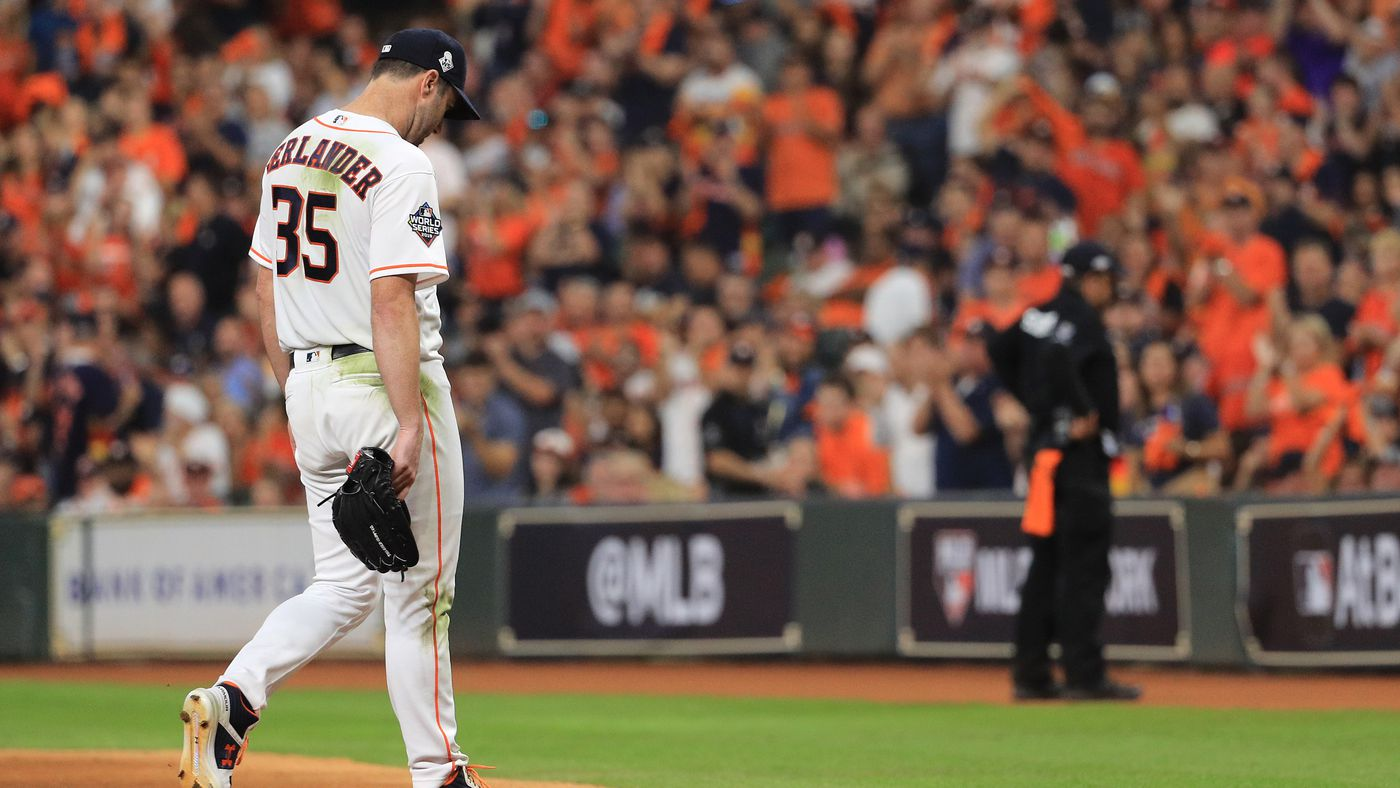World Series Game 2: The Nats Have Cracked the Verlander-Cole Code