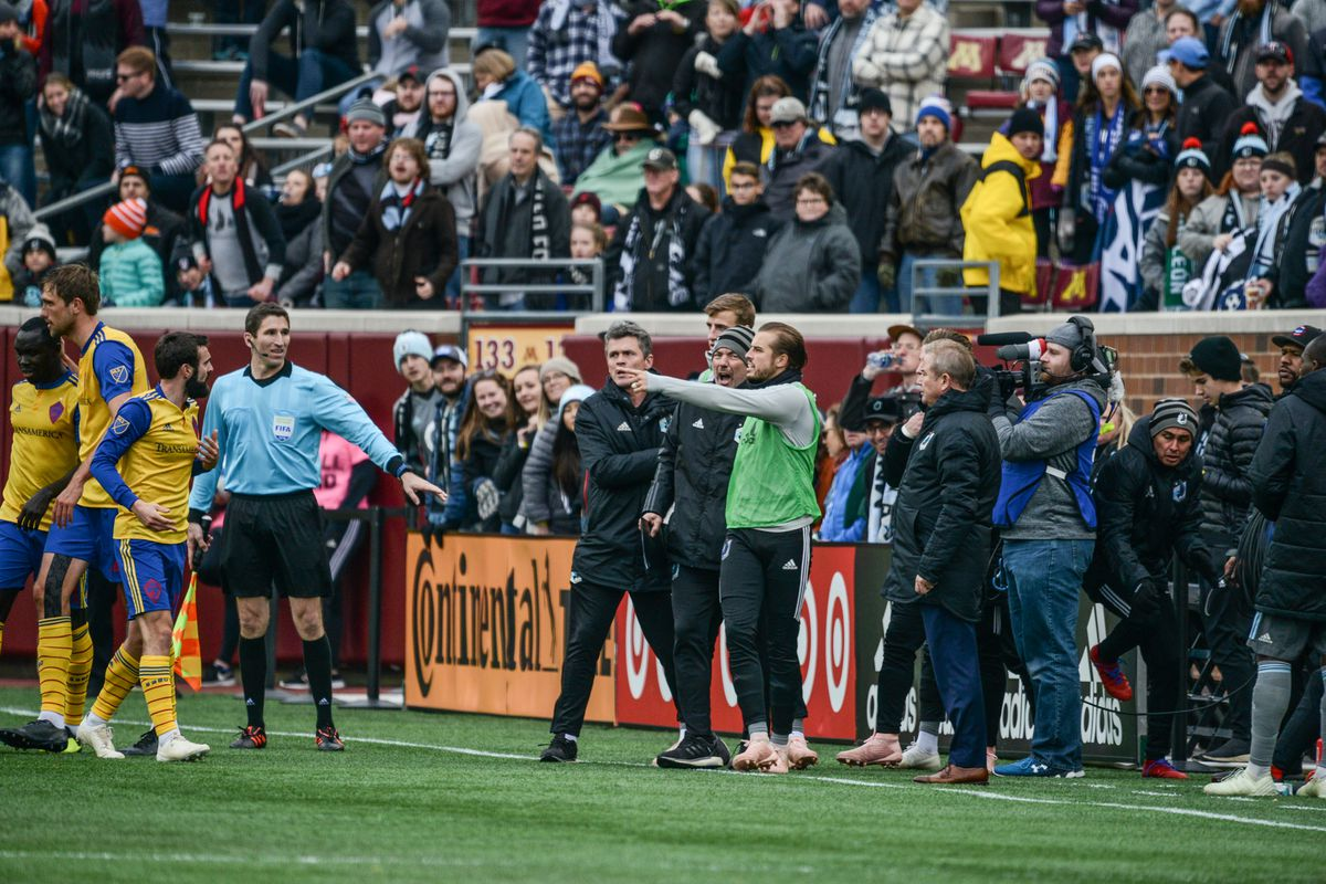 Clear As Mud  A breakdown of the brawl between Minnesota United and the  Colorado Rapids 6801ab8a535f8