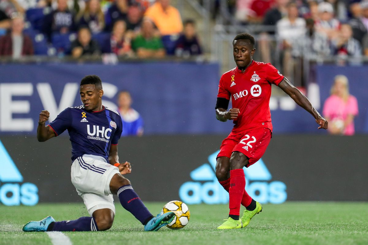 A good problem to have: Who will be Toronto FC's starting right-back?