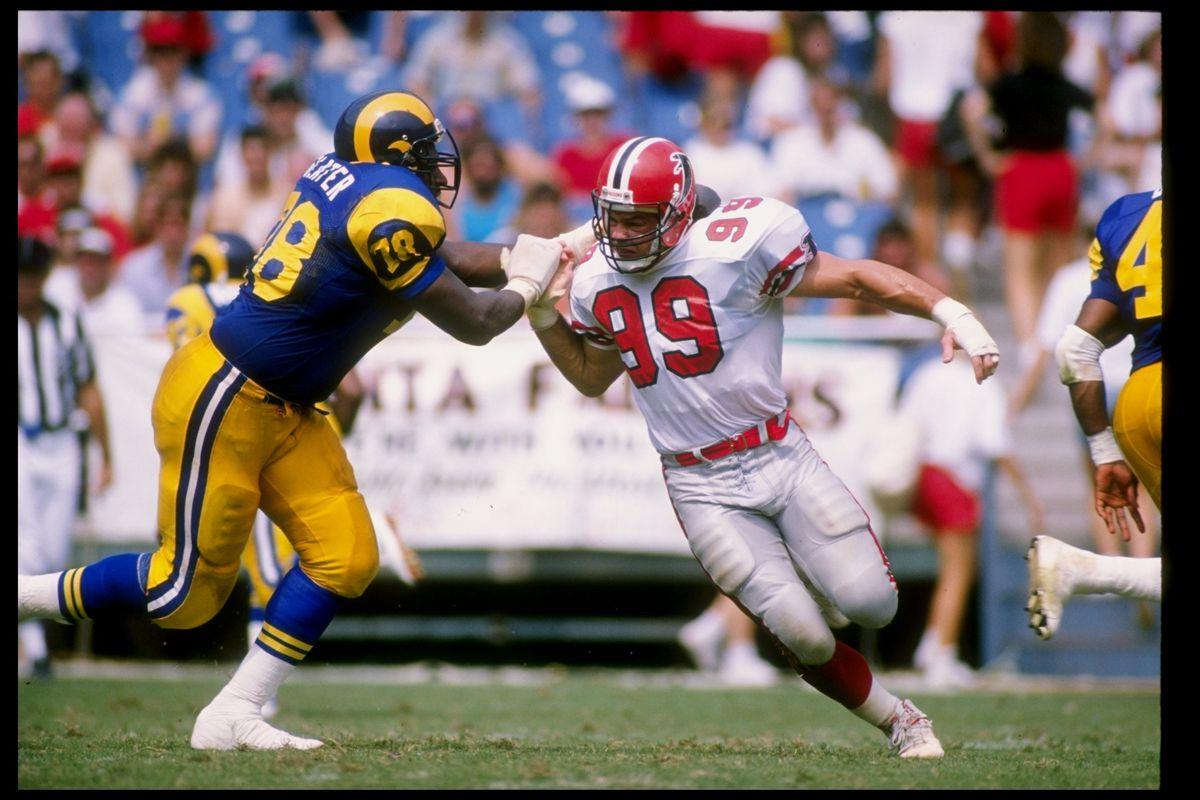 Rams V Falcons