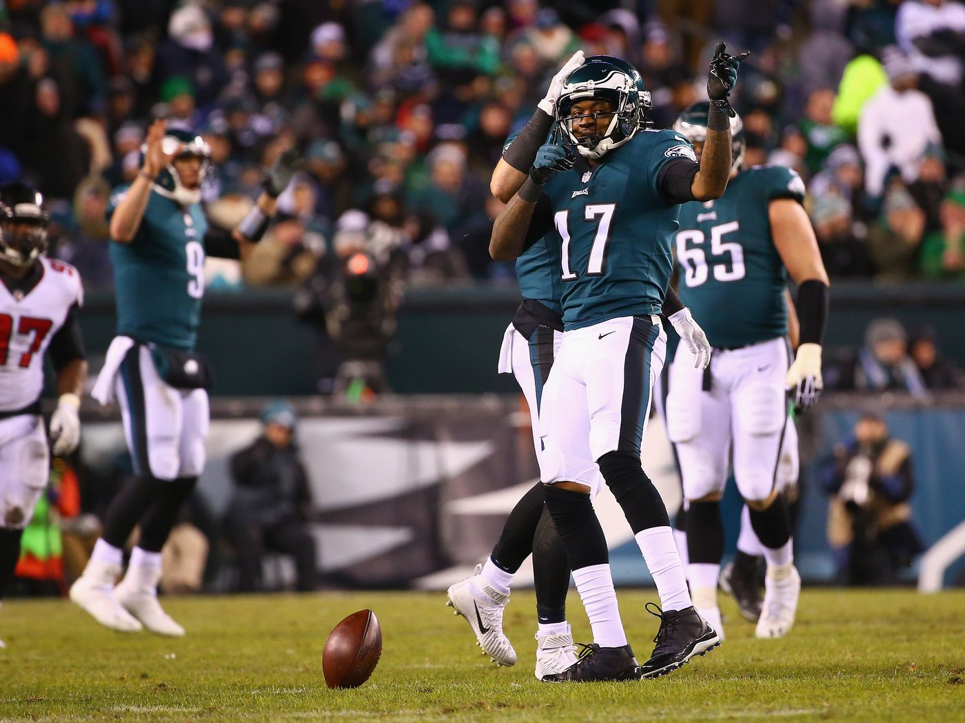 Final Injury Report Falcons Rule Out 3 Eagles Rule Out Wr Alshon Jeffery Qb Carson Wentz The Falcoholic