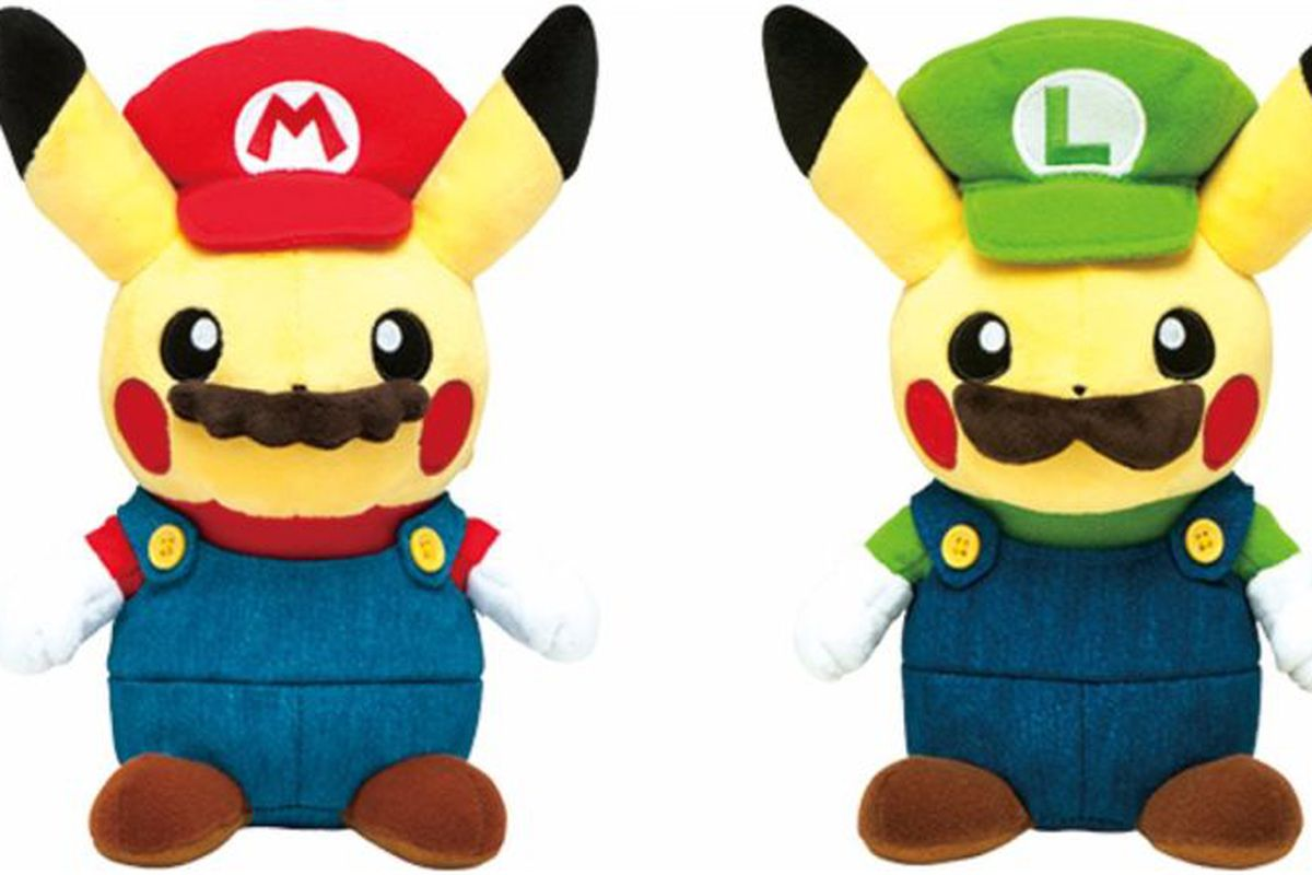 Take A Look At The Limited Edition Mario Pikachu Merchandise Collection Polygon
