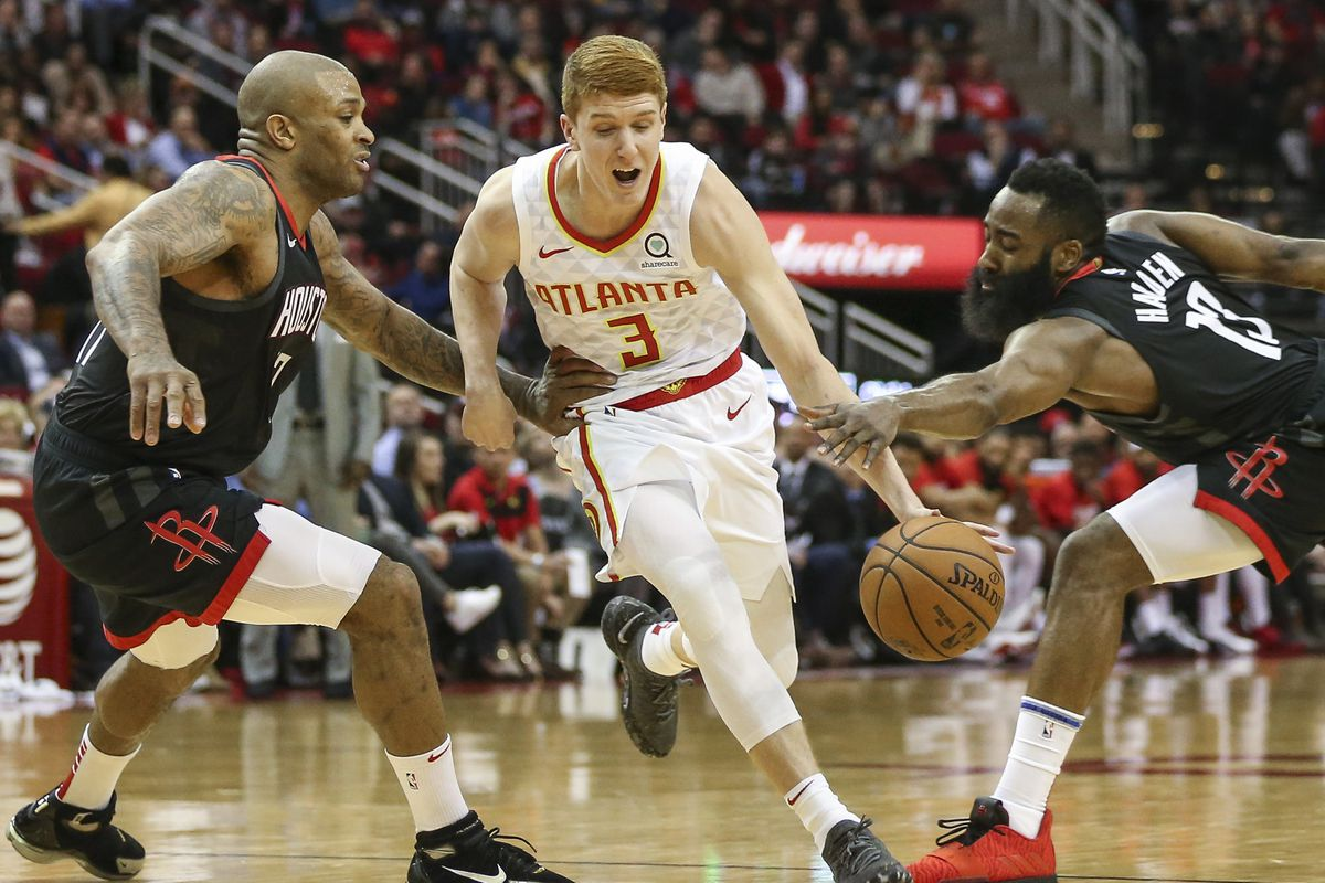726849cb1ad The Atlanta Hawks can use Bradley Beal and Zach LaVine as models for Kevin  Huerter s offensive development