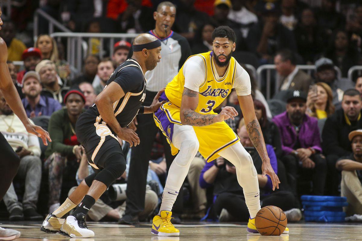 Anthony Davis Injury Update Lakers Pf Will Play Friday Vs