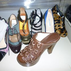 A 3.1 Phillip Lim clog hanging out with the others