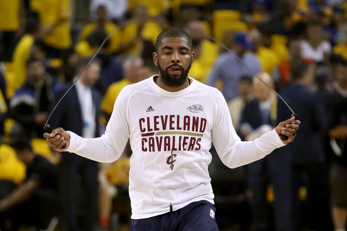 98394a642ece Kyrie Irving would reportedly sign extension with Spurs - SBNation.com