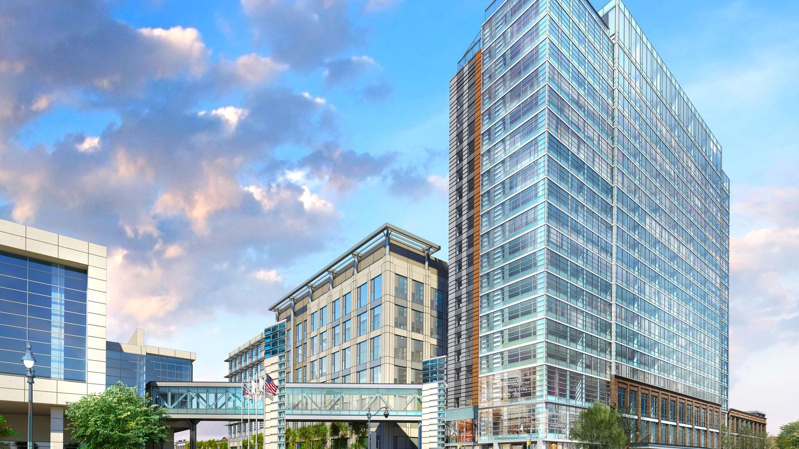 Work To Start On Mchugh S 466 Room Mccormick Place Hotel