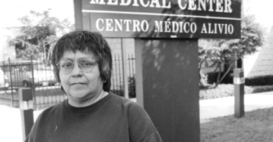 This week in history: Carmen Velásquez fights for health care