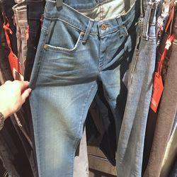 Neo beau bohemian jeans, $90