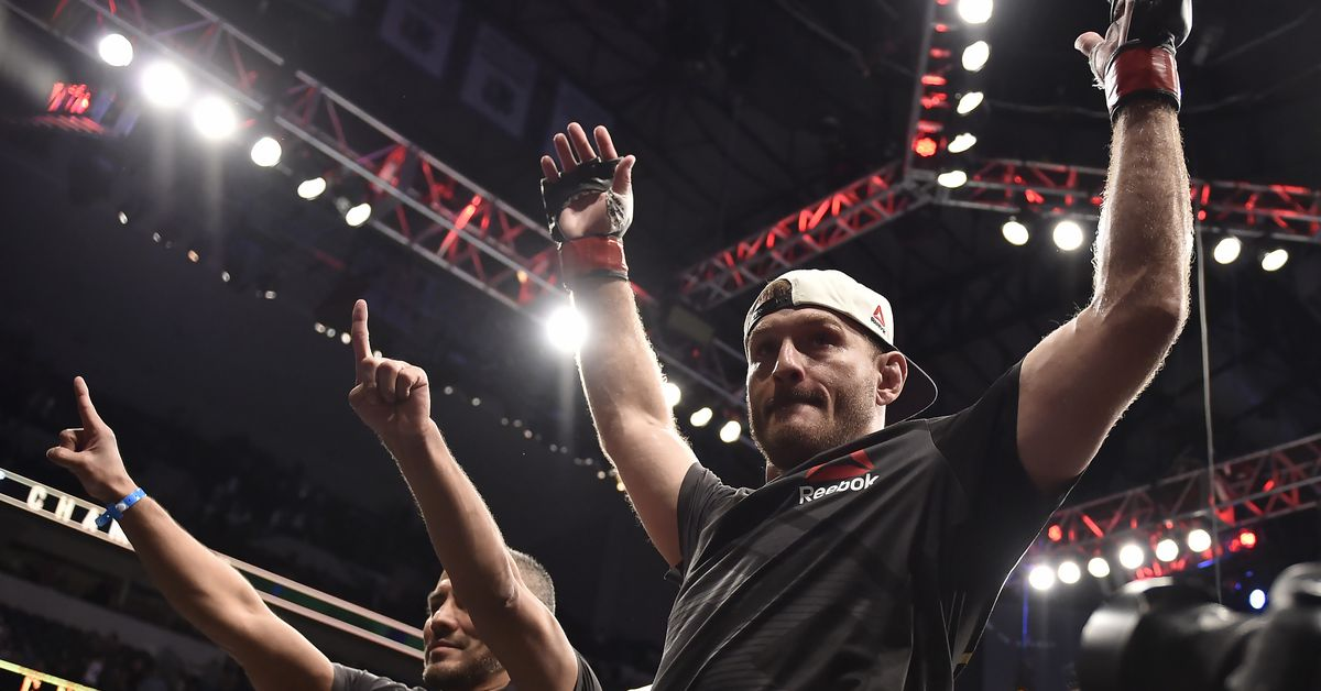 Stipe Miocic Aiming For Early 2018 Return Following Positive Ufc