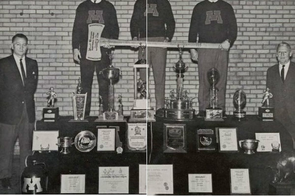 Trophies from 1960