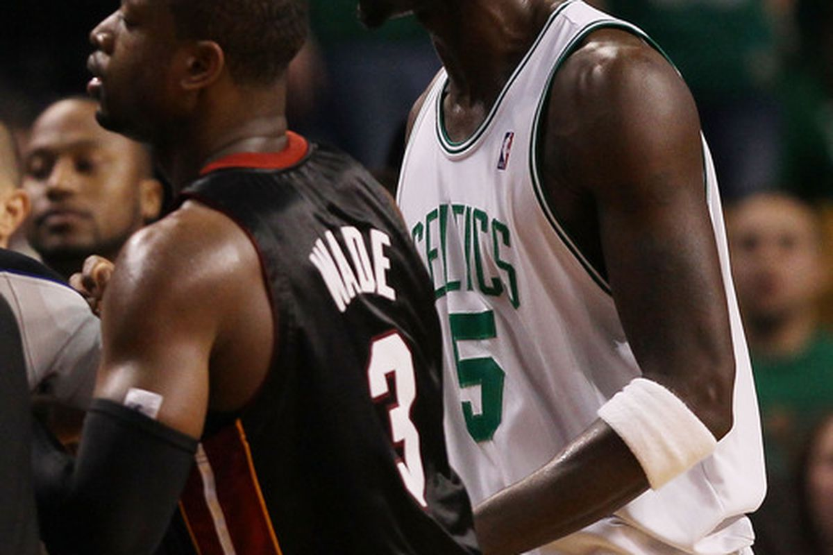 Seeing neither of these guys in the Chesapeake Energy Arena next season? It's a possibility, and KG is as shocked as you are.