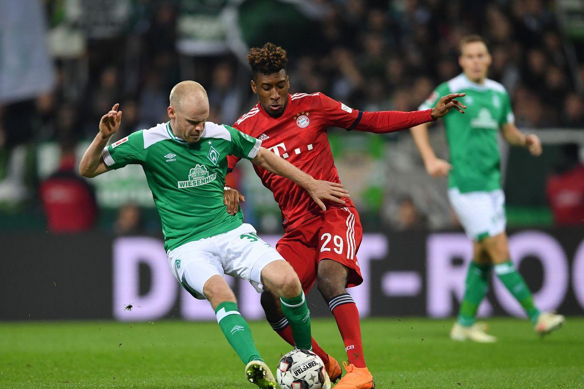 Bayern München Vs Bremen