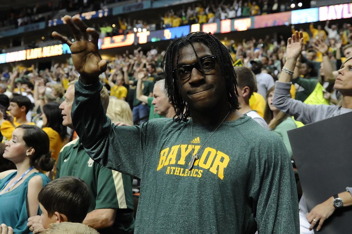 Washington Redskins quarterback and franchise savior Robert Griffin, III is supporting Baylor in the NCAA Tournament.  Which team are you rooting for?