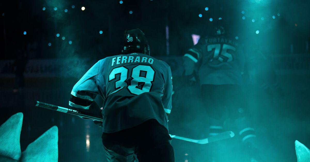 Sharks lead league in NHL debuts