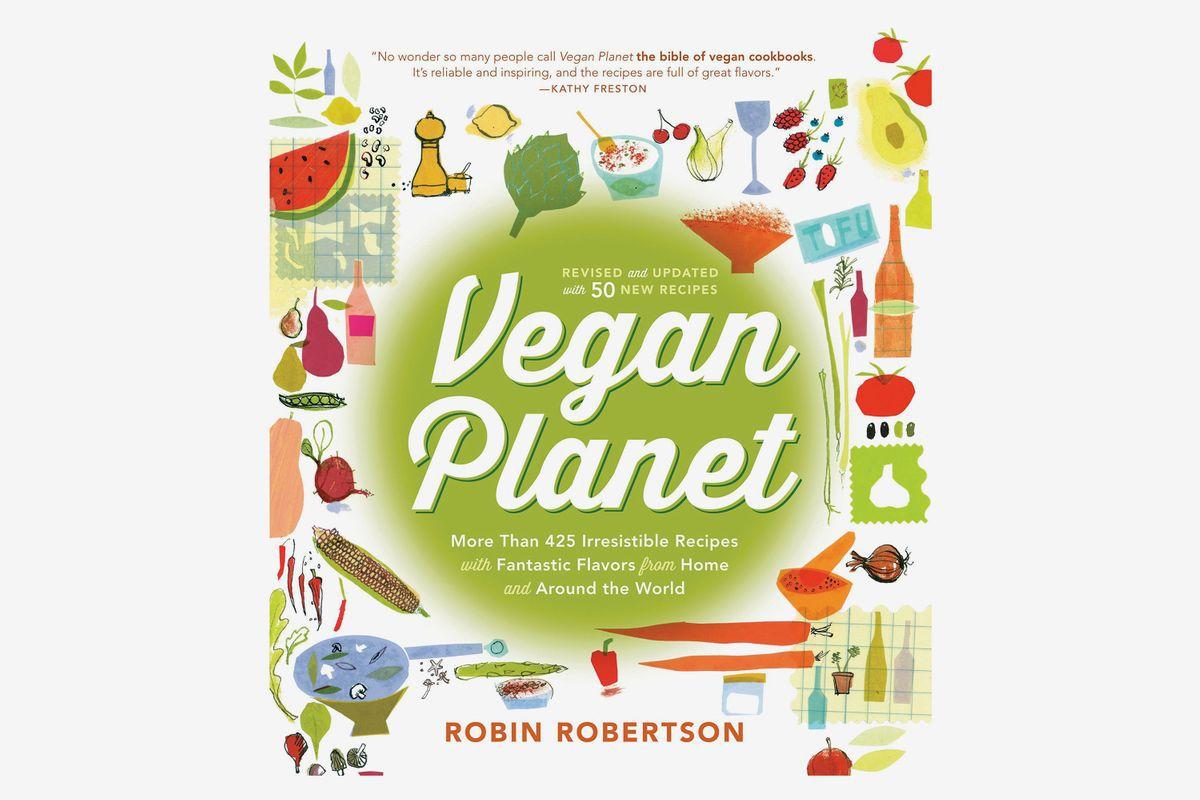 Vegan Planet cookbook cover