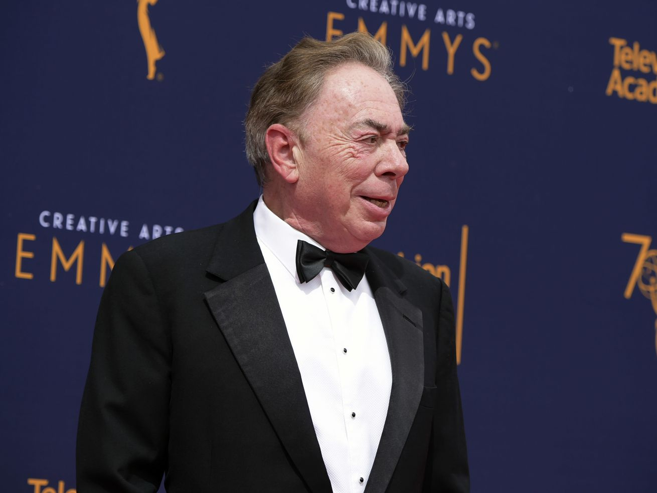 Andrew Lloyd Webber just took an experimental coronavirus vaccine: 'I'll do anything to get theatres large and small open again'