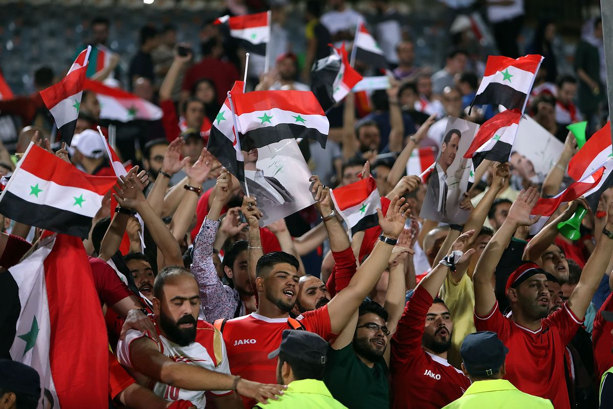 World Cup Qualifiers 2018 Syrian National Team Shows You