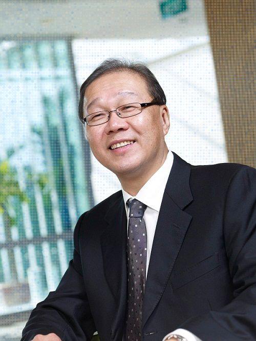 NRF CEO Teck Seng Low