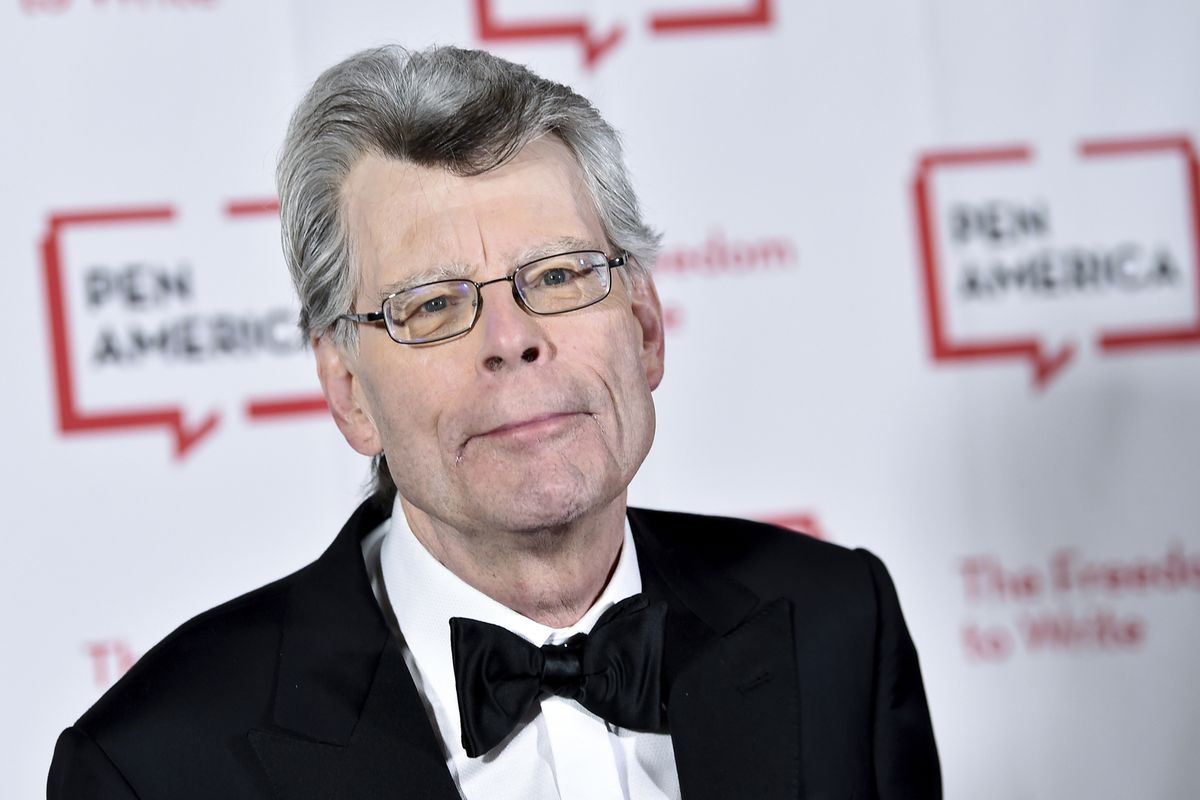 Stephen King is out with a new collection of short stories.