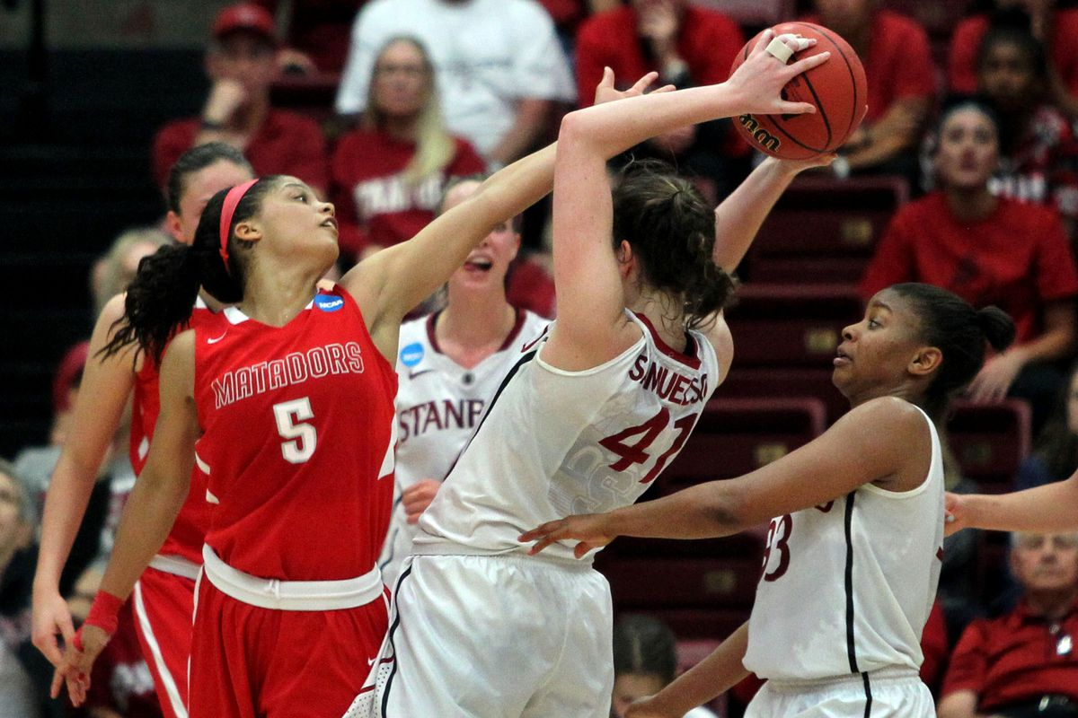 NCAA Womens Basketball: NCAA Tournament-1st Round Stanford vs California State University Northridge