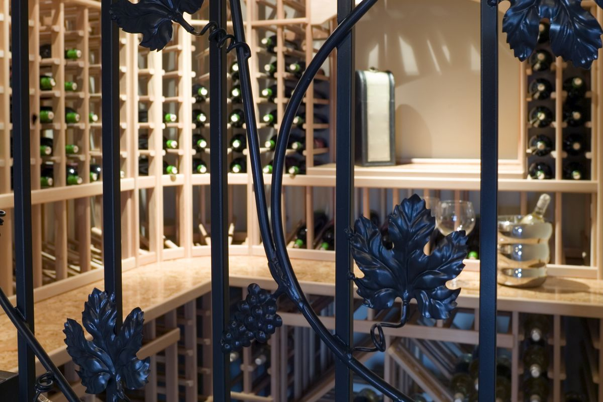 How To Build A Wine Cellar This Old House